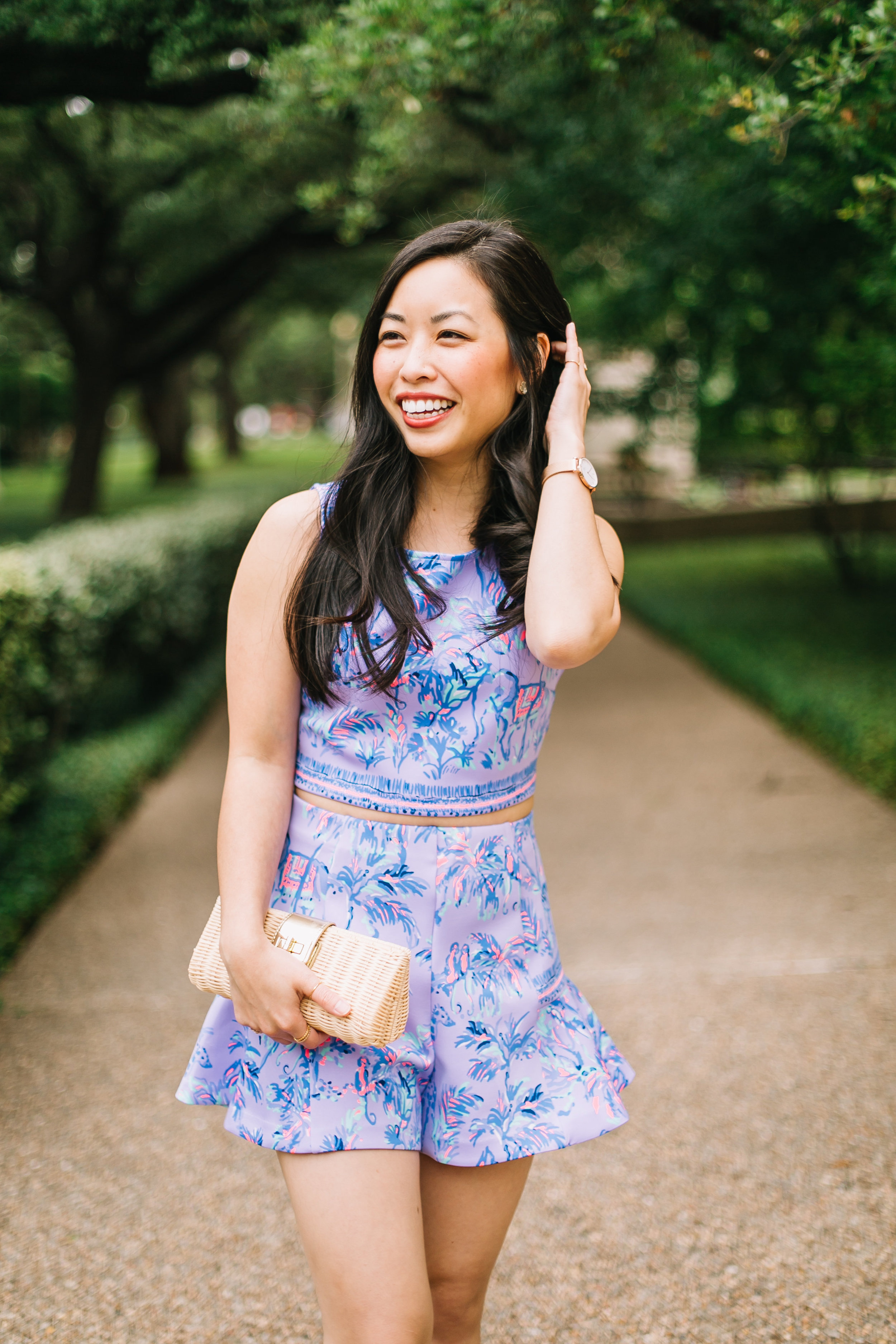 the lilly pulitzer two piece -- jannadoan.com
