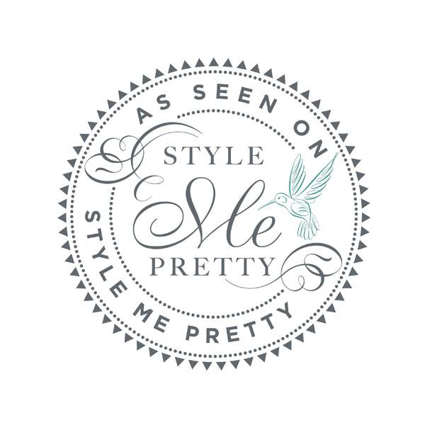 Style me pretty April 2017