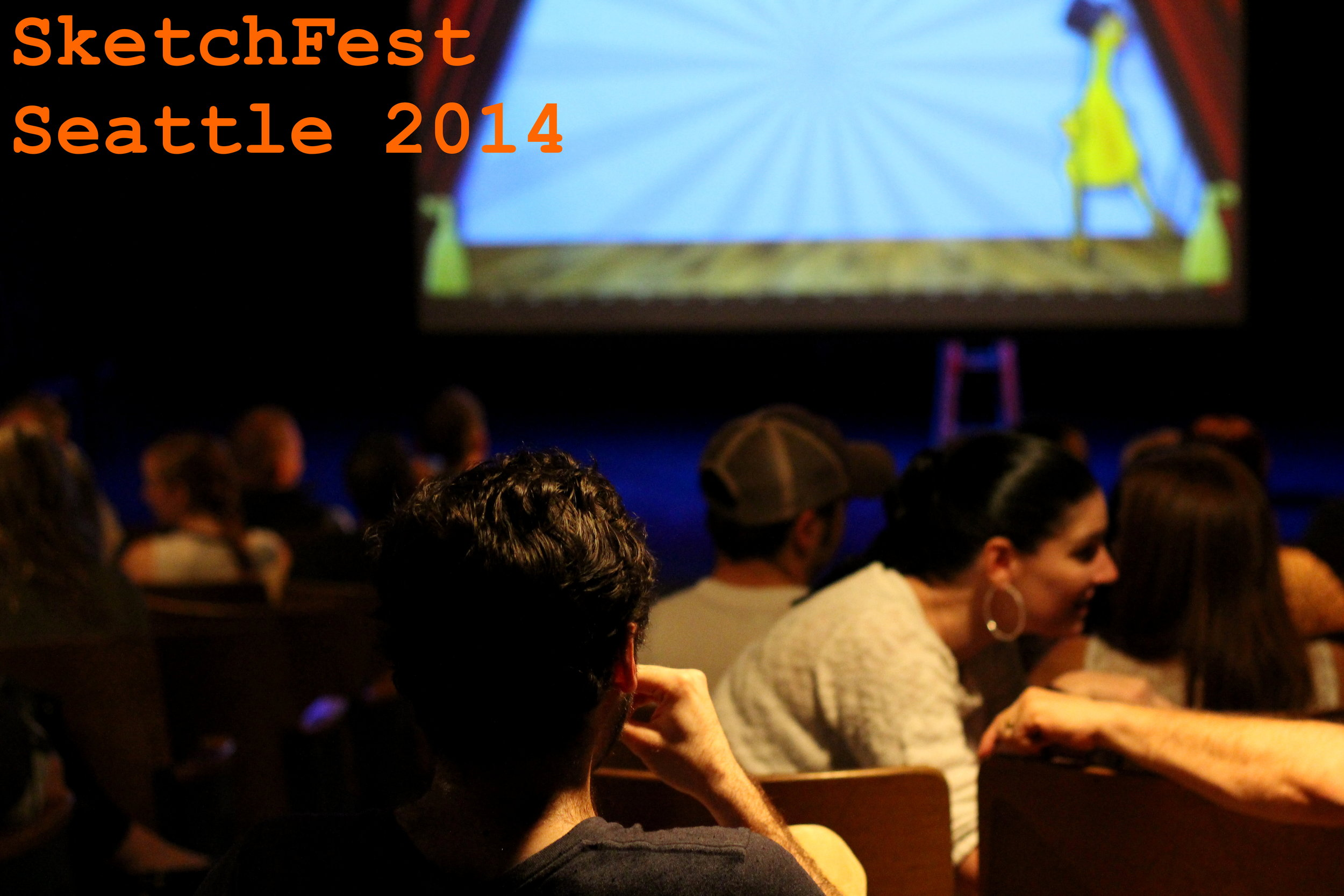 Seattle Sketchfest: 2014