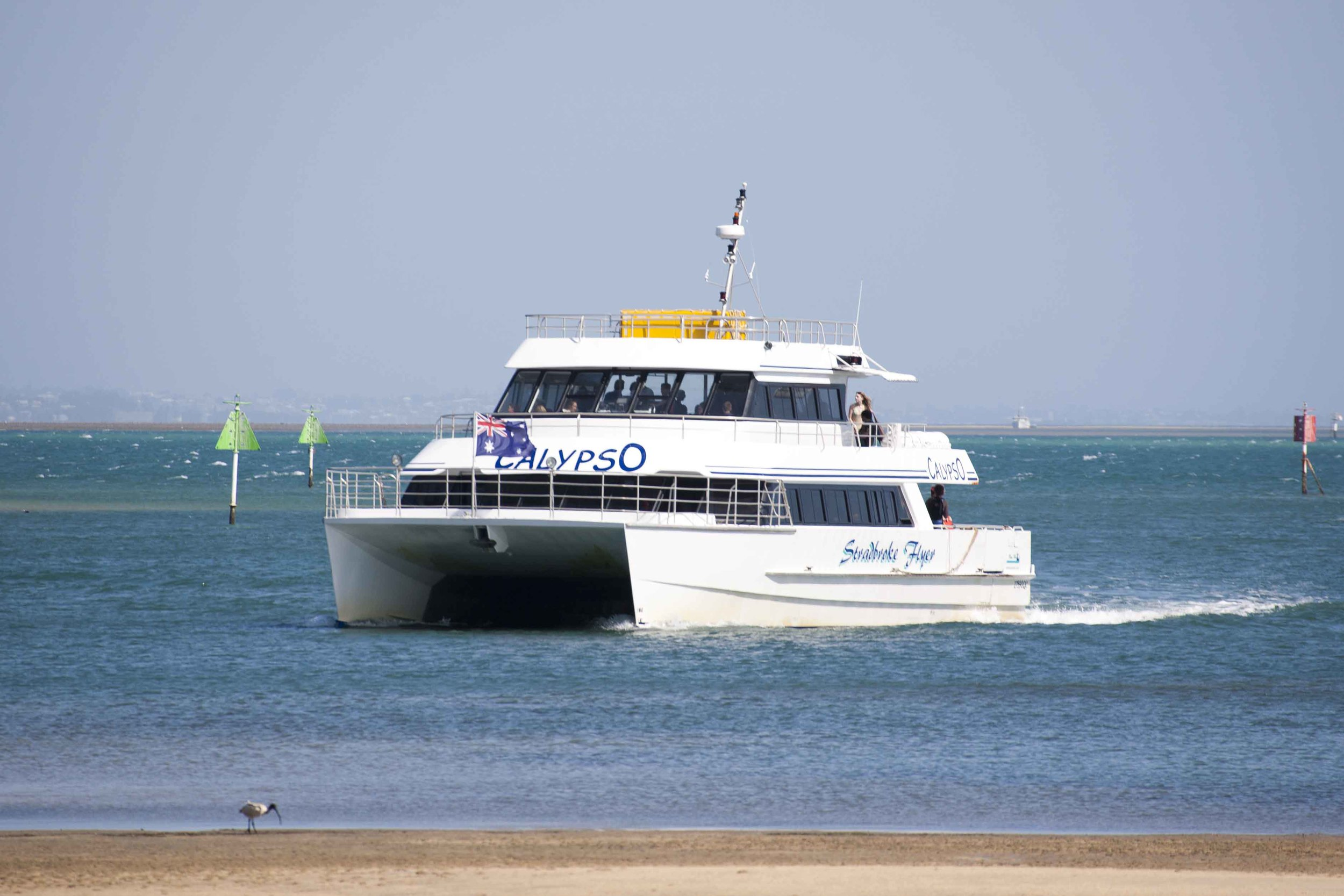 Stradbroke Flyer passenger ferry c DERM.jpg