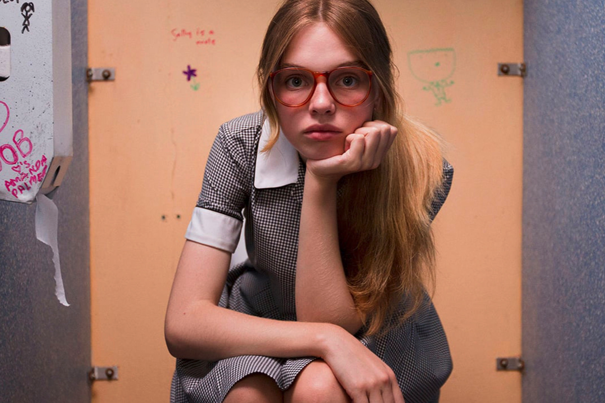 Odessa Young, photography (c) Kate Disher-Quill