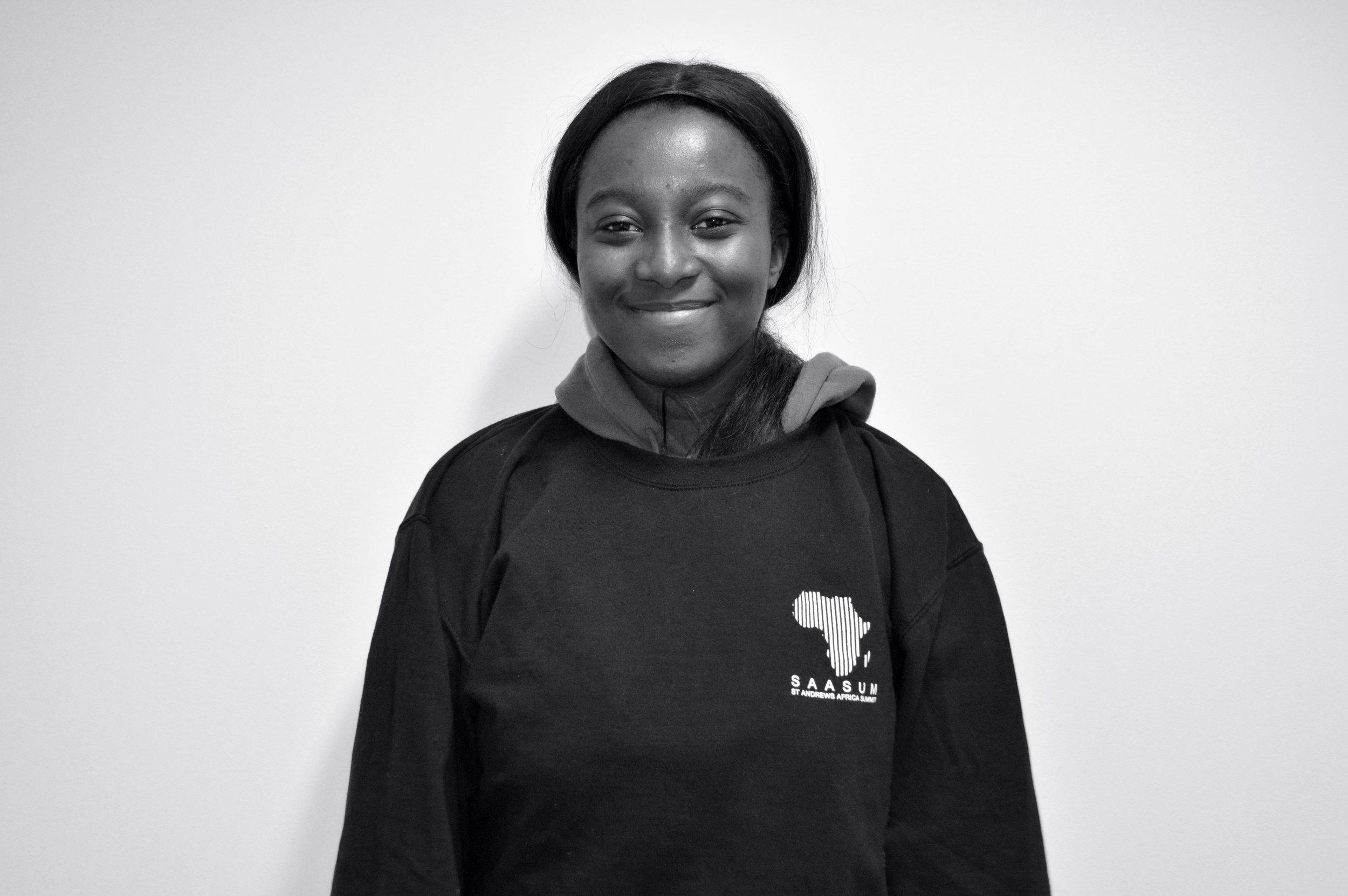 Alice Olomola   Head of Events