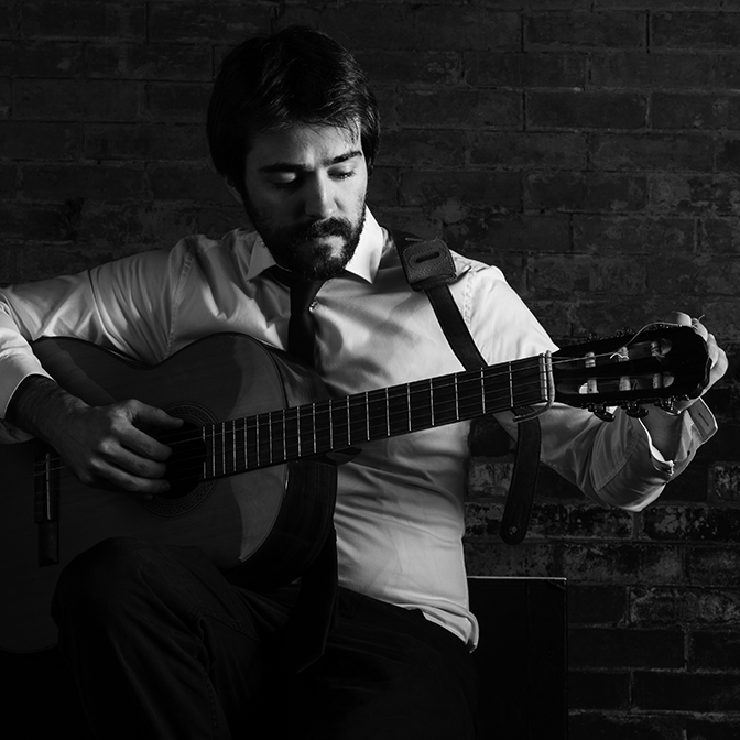 Alex Nahirny  - guitar