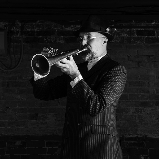 Michael Louis Johnson  - trumpet