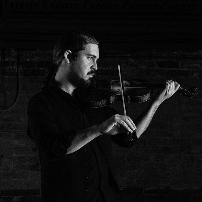 James McKie  - violin
