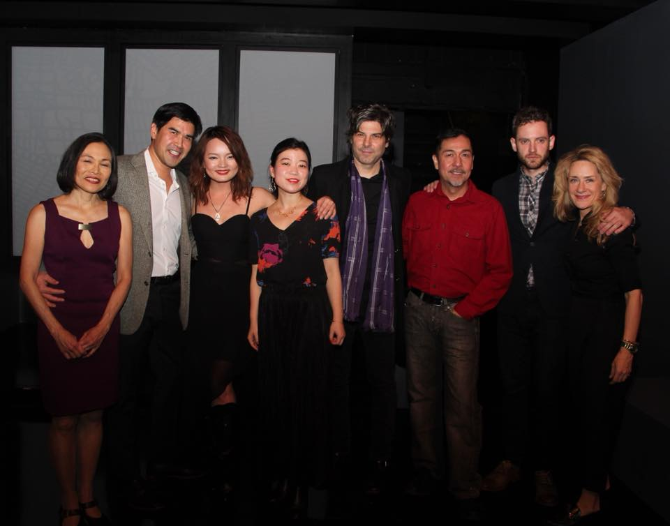 Cast & Crew of A DEAL, Opening Night
