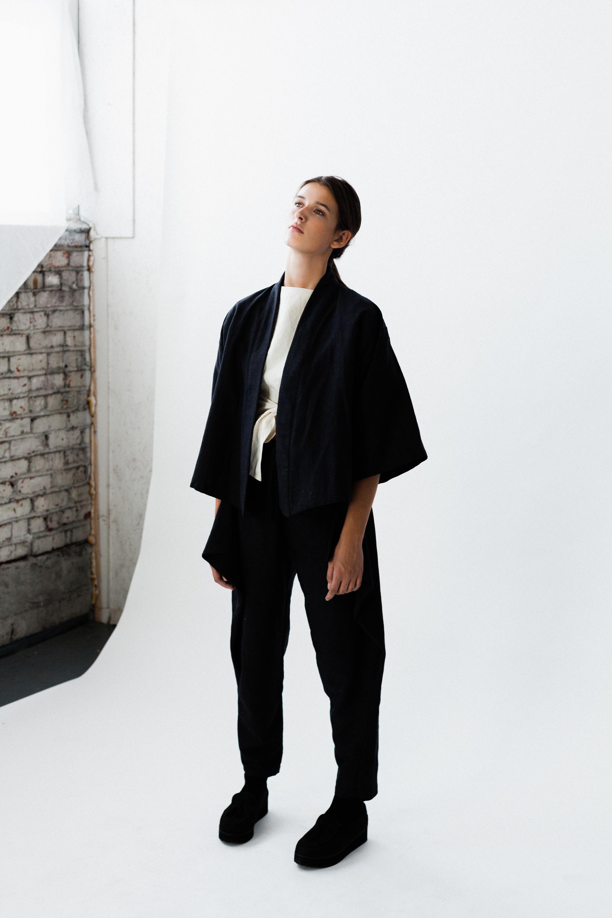 Lauren Winter Fall/Winter 2014   Photography Jon Duenas   Model Mali Ferry of Option Models   Stylist Lauren Winter