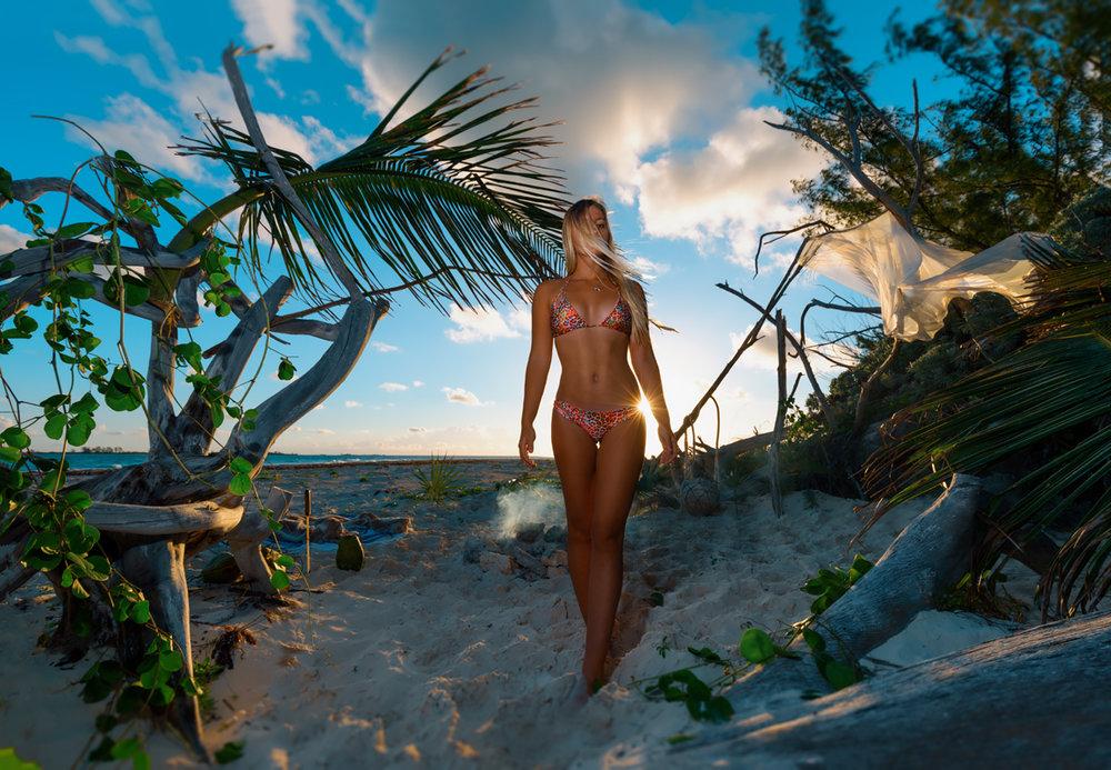 bahamas girl