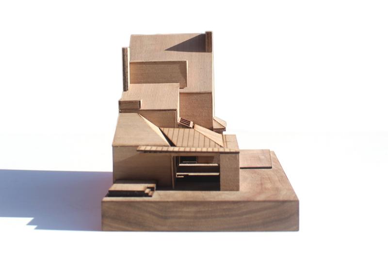 Trinity house extension arts and crafts model oca.jpg