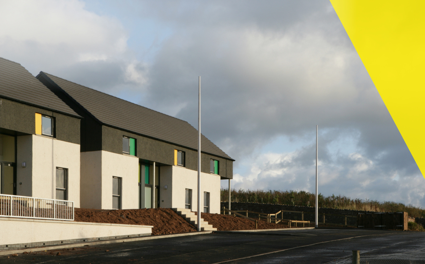 Gunsgreenhill Affordable Housing, Eyemouth