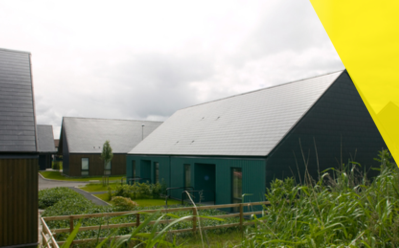 Todlaw Supported Housing, Duns