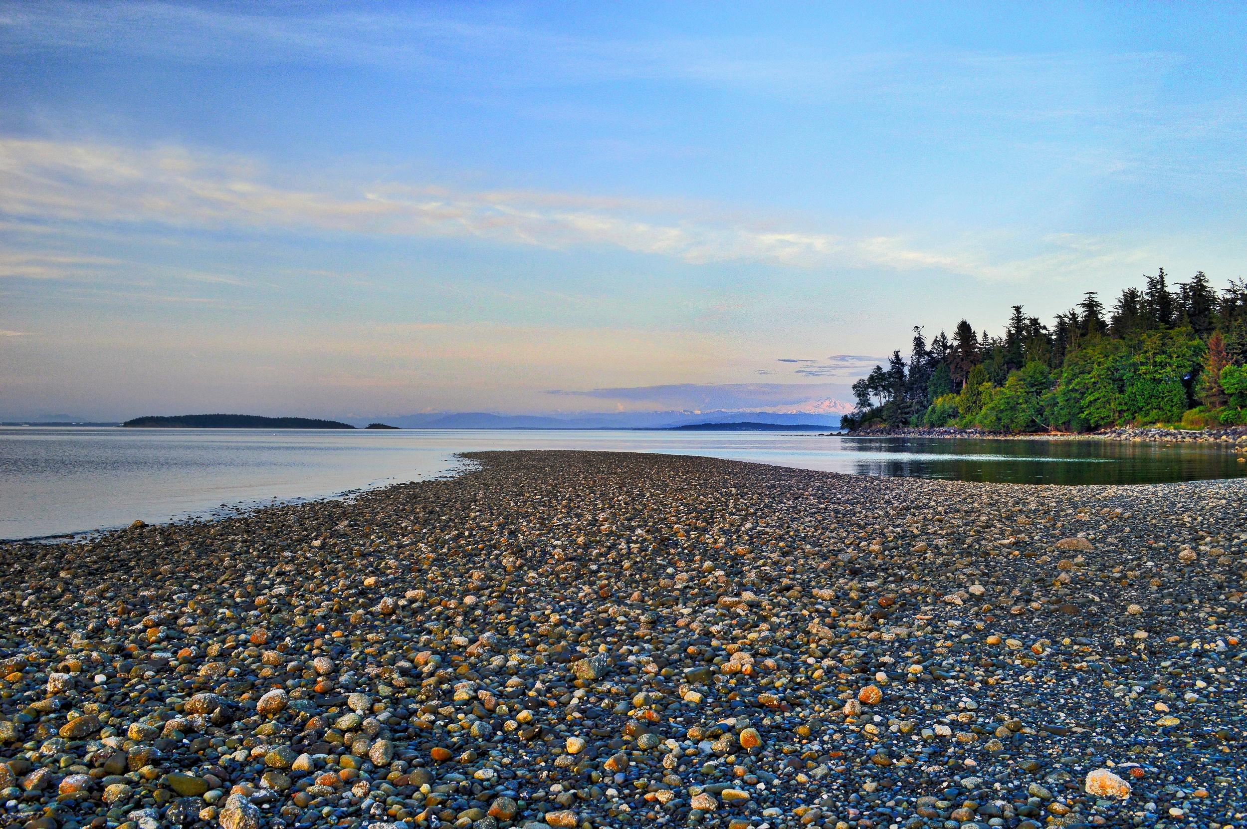 North Beach - Orcas Island, WA