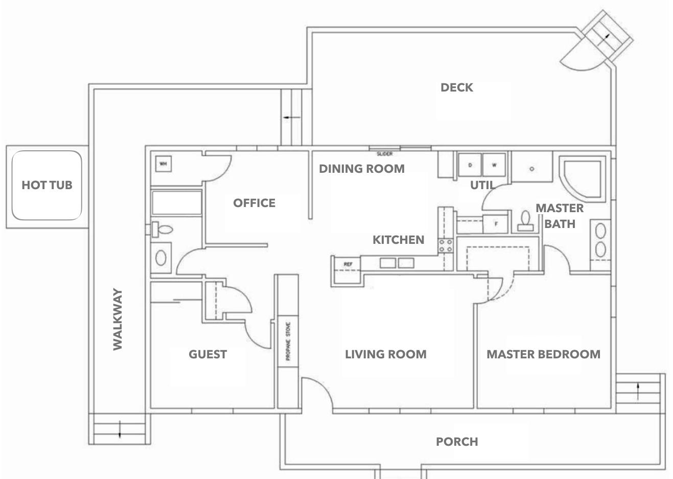 @Bracken Fern Floor Plan