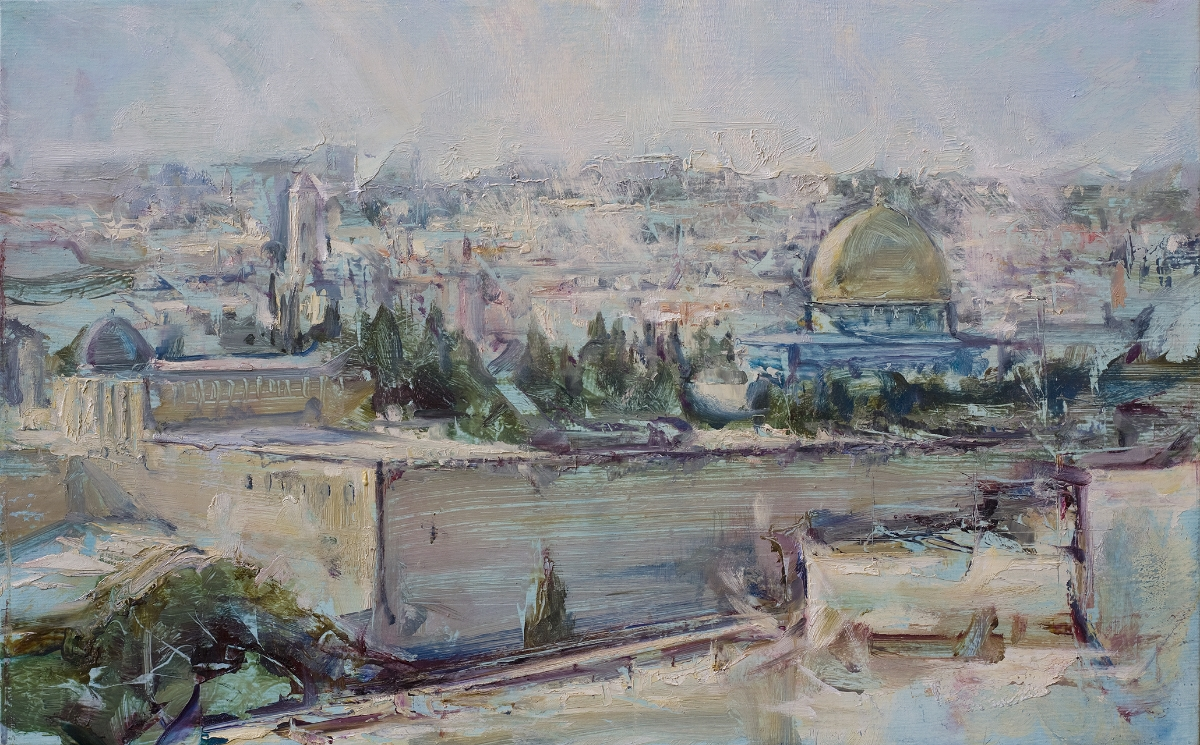 Jerusalem - From the Mount of Olives