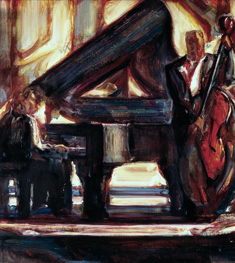 Piano & Bass