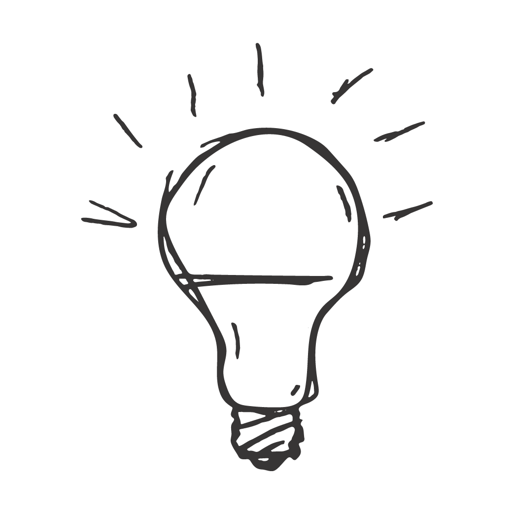 All of our lightbulbs are LED bulbs, which use 75% less energy than incandescent bulbs.