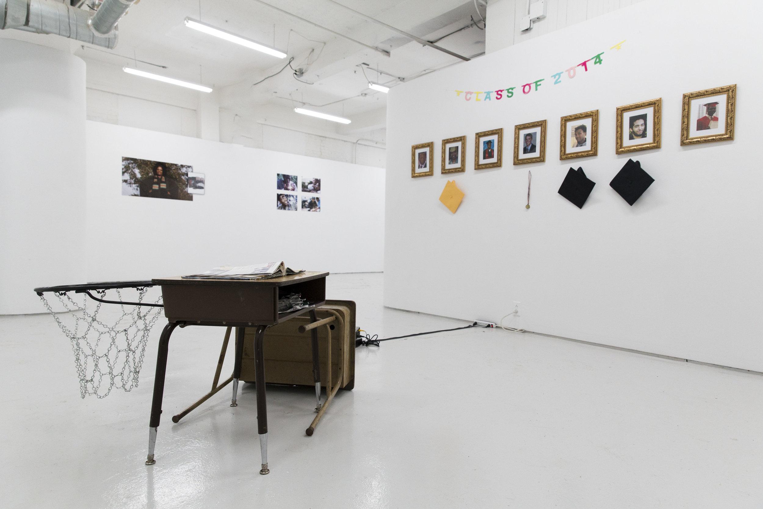 GRAD PARTY (Exhibition View)
