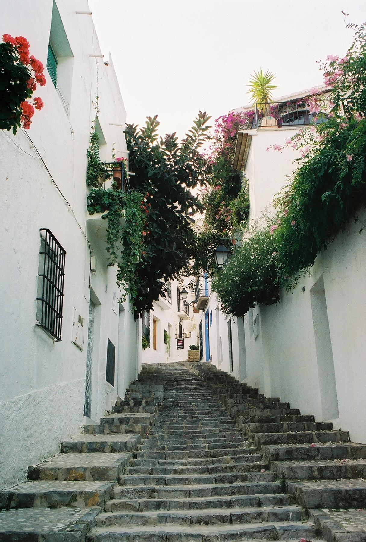 El pueblo blanco de Altea es todo romanticismo. Foto: Pamy Rojas