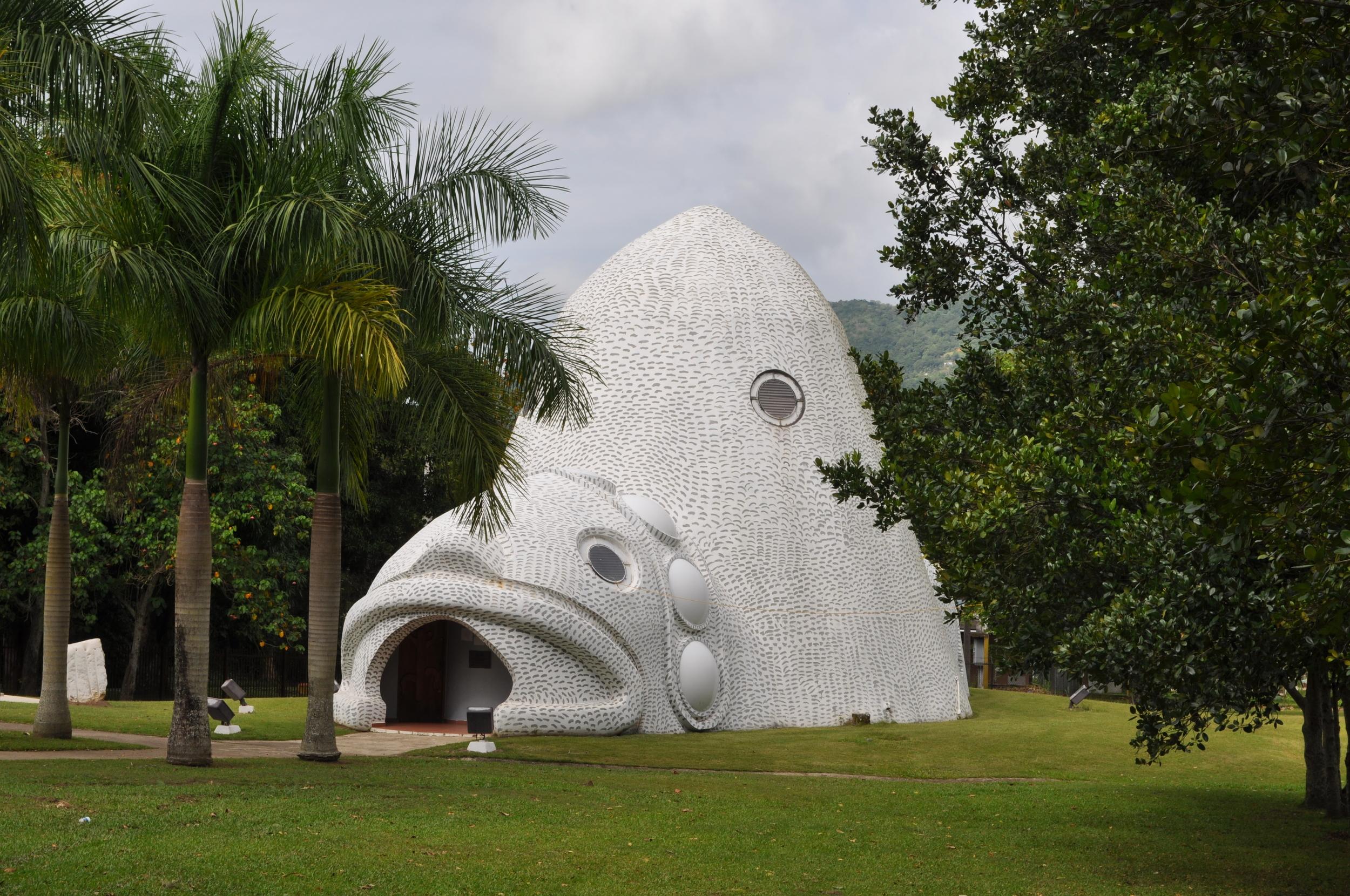 Museo de historia y arqueología el Cemí. Foto :Pamy Rojas