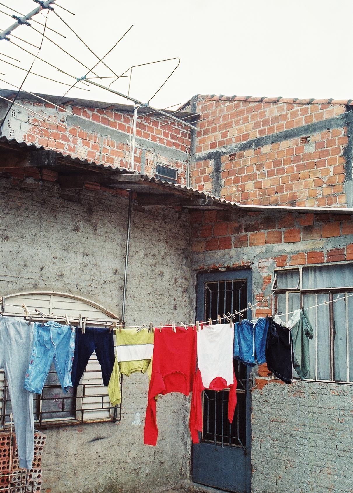 En las favelas se respira esperanza y deseos de superación.Foto:Pamy Rojas