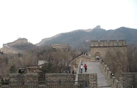 LaGran Muralla China fue declarada Patrimonio de la Humanidad en 1987 por la UNESCO.