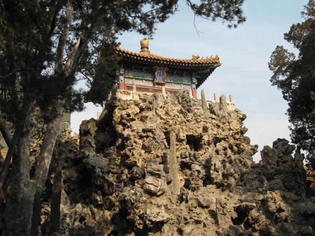 Las tumbas Ming están construidas como si fueran palacios. Foto: Fernando J. Rojas