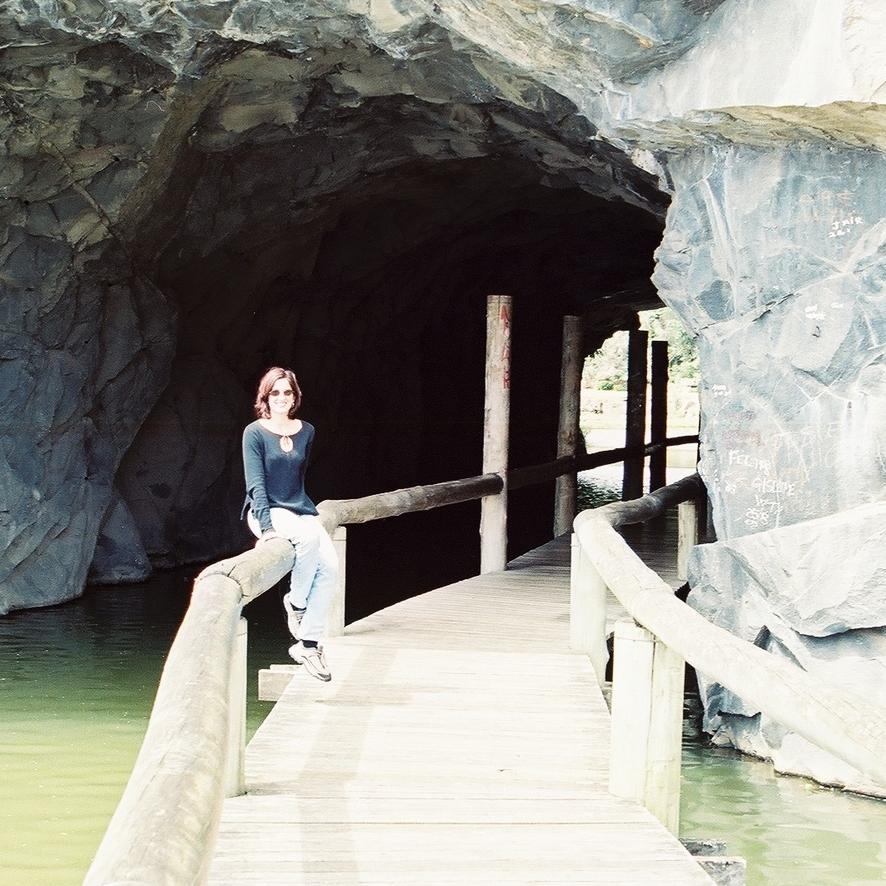 Beforea quarry, now it's a park.