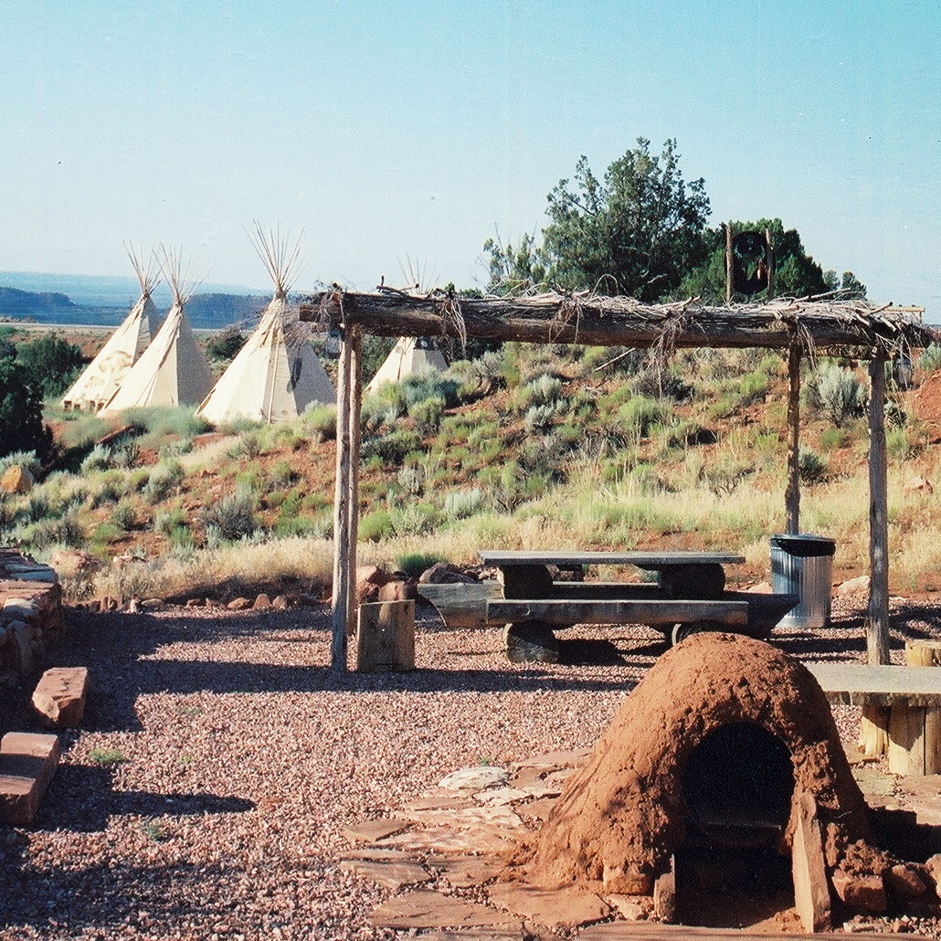 In this trip we learned about the Native American culture. Photo: Fernando Rojas