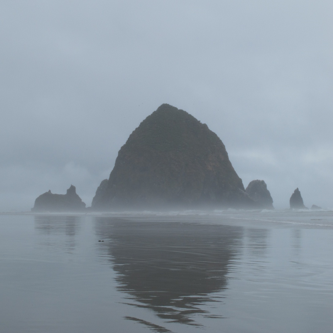 With a 237 feet elevation, Haystack, called like that for its shape, is a protected marine garden. Photo: Marco Dettling