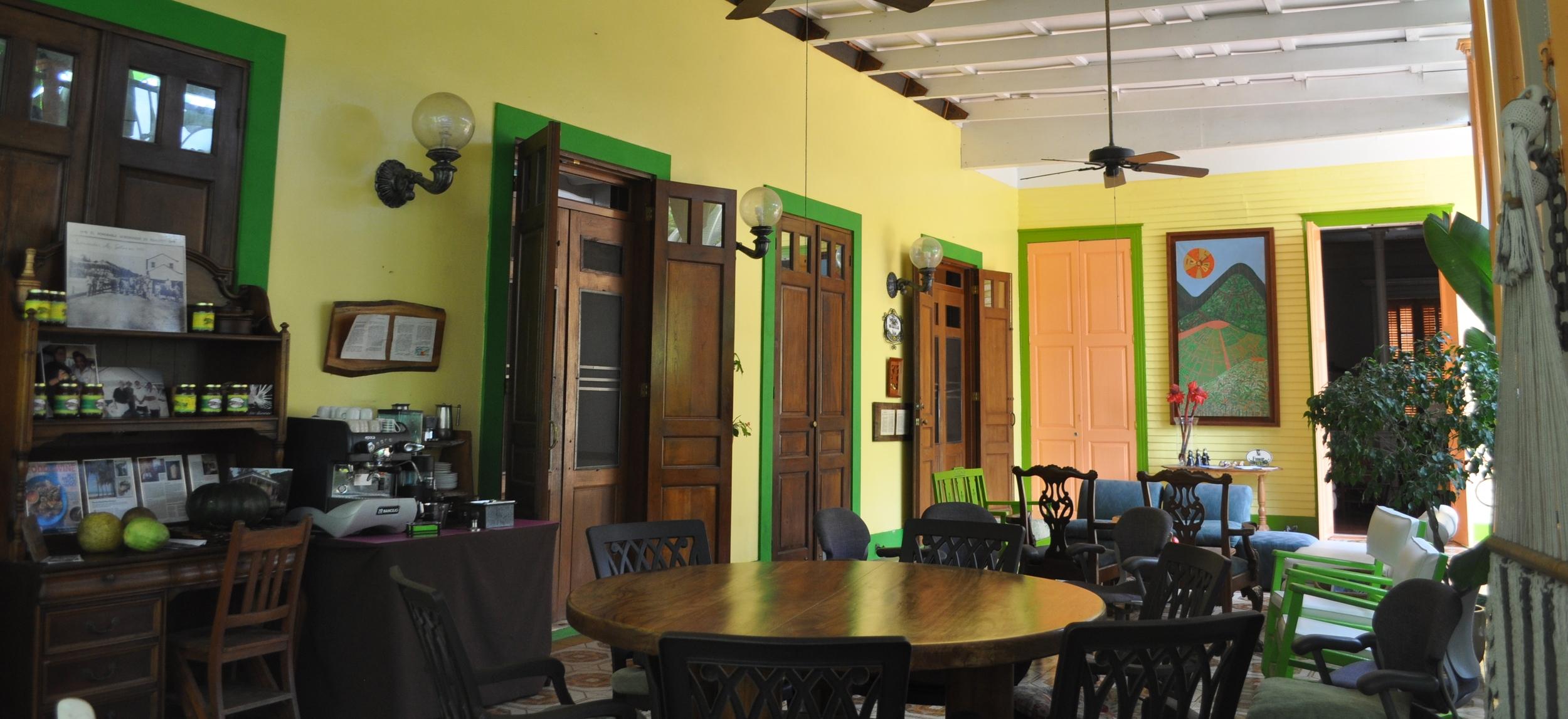 La historia de esta hacienda se remonta al 1887. Foto: Pamy Rojas