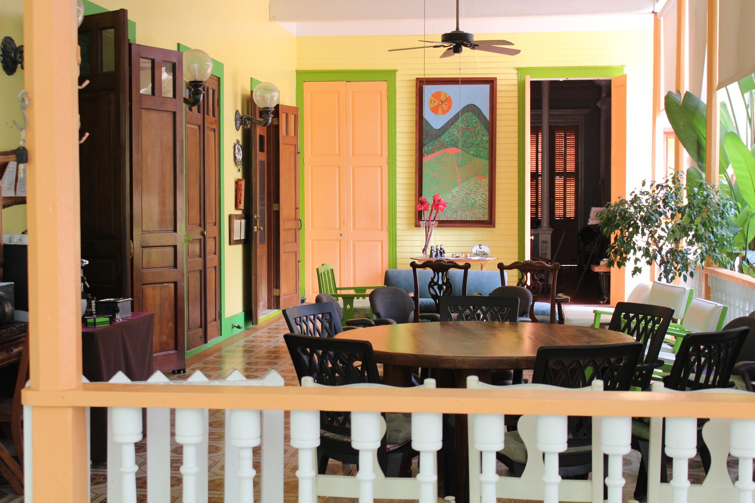 En la Hacienda Luz de Luna se vive una experiencia gastronómica, agroturística, patriótica y de vida. Foto: Pamy Rojas
