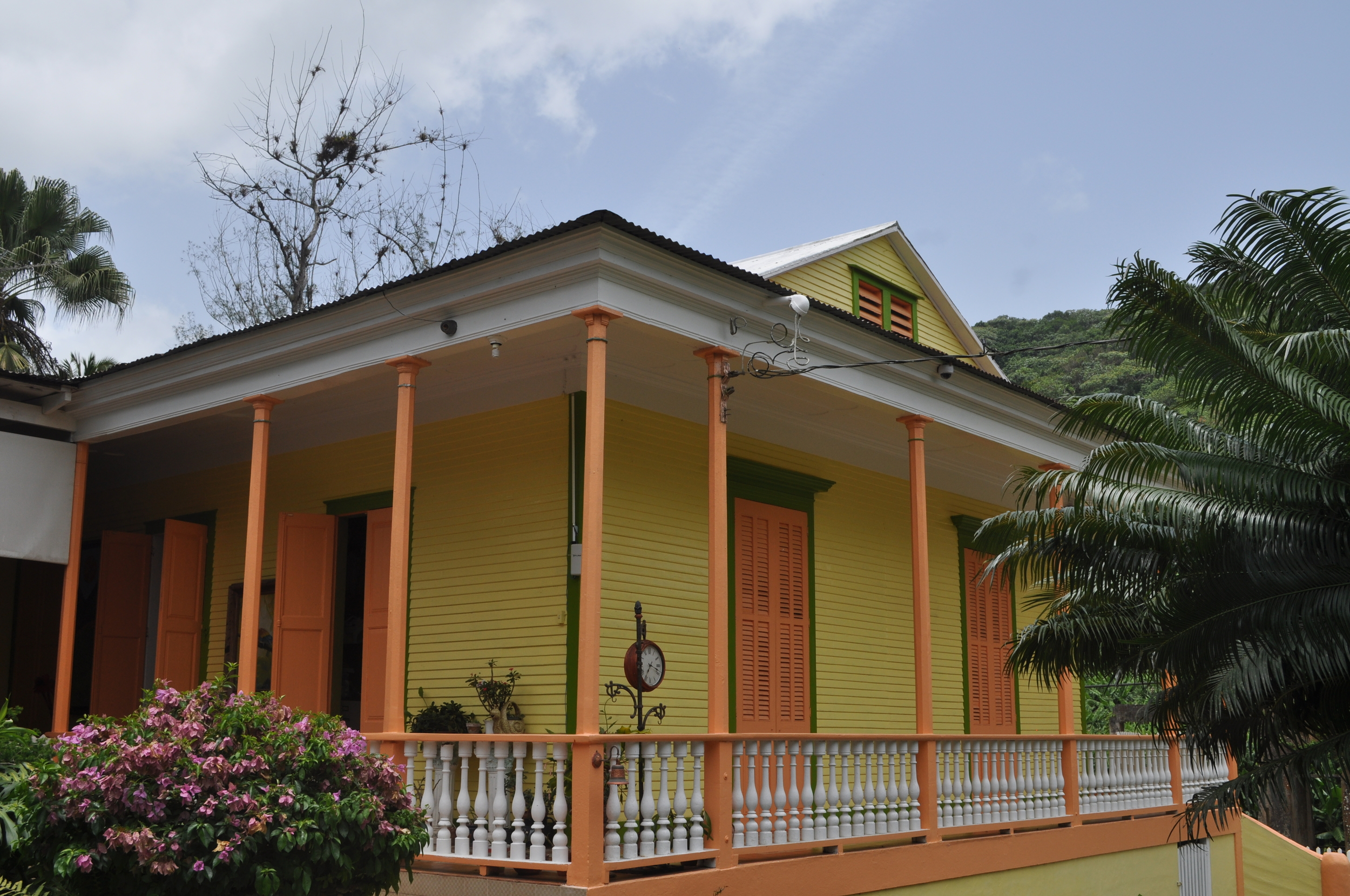 Hacienda Luz de Luna is located in the Yahuecas neighborhood in Adjuntas. Photo: Pamy Rojas