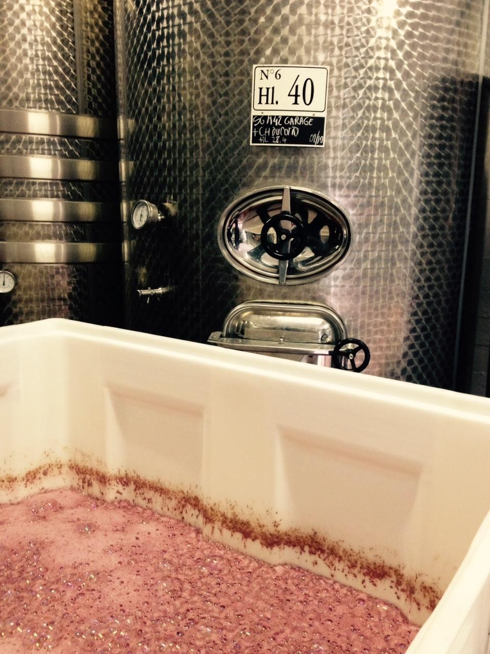 Poggio al Sole, uno de los sobre trecientos productores de vinos Chianti en la región, se rige por un proceso excesivamente cuidado para enfrentar tan agresiva competencia. Foto: Bruny Nieves