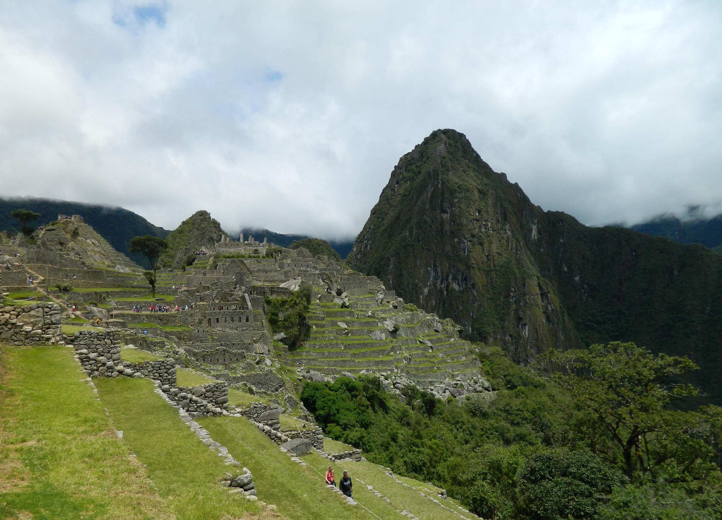 Machu Picchu es Patrimonio de la Humanidad desde 1983. Foto: Alejandro Rodz. Rojas