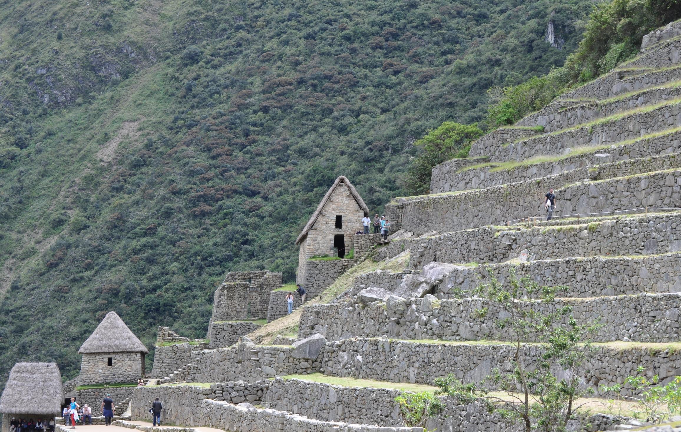 El 7 de julio de 2007 Machu Picchu fue declarada como una de las nuevas siete maravillas del mundo moderno. Foto: Pamy Rojas