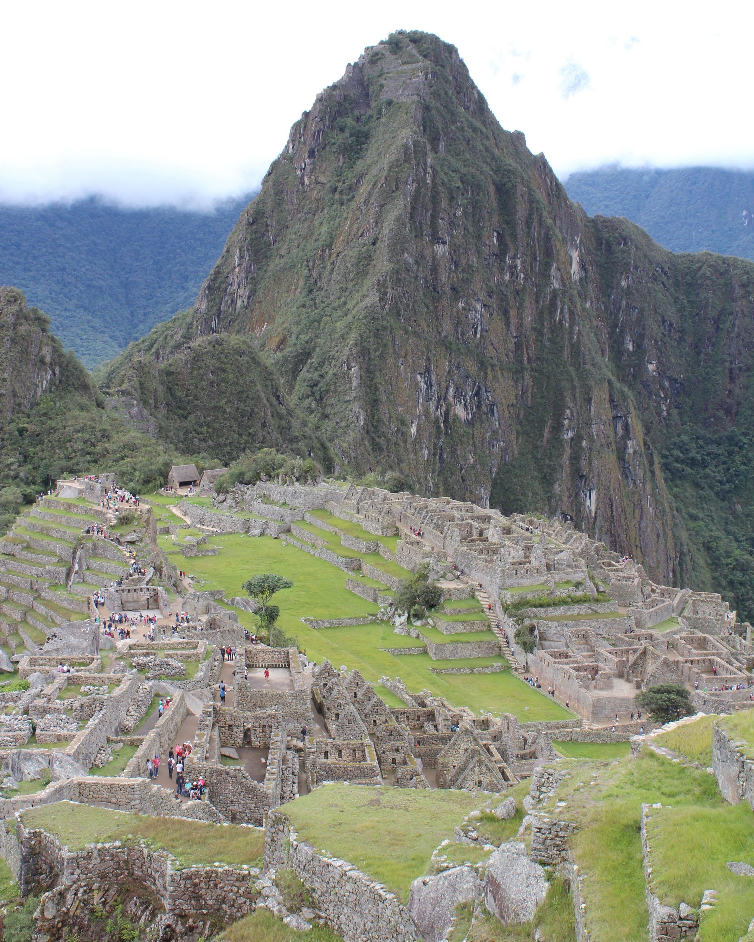 A este conjunto cultural y ecológico también se le conoce como Santuario Histórico de Machu Picchu. Foto: Javier Vélez Arocho