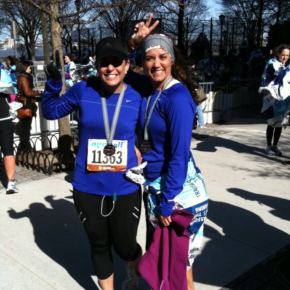 The New York City Marathon in November and the Half Marathon in the middle of March are among its key events. Both, cross over Central Park. Photo: Ray Cuevas
