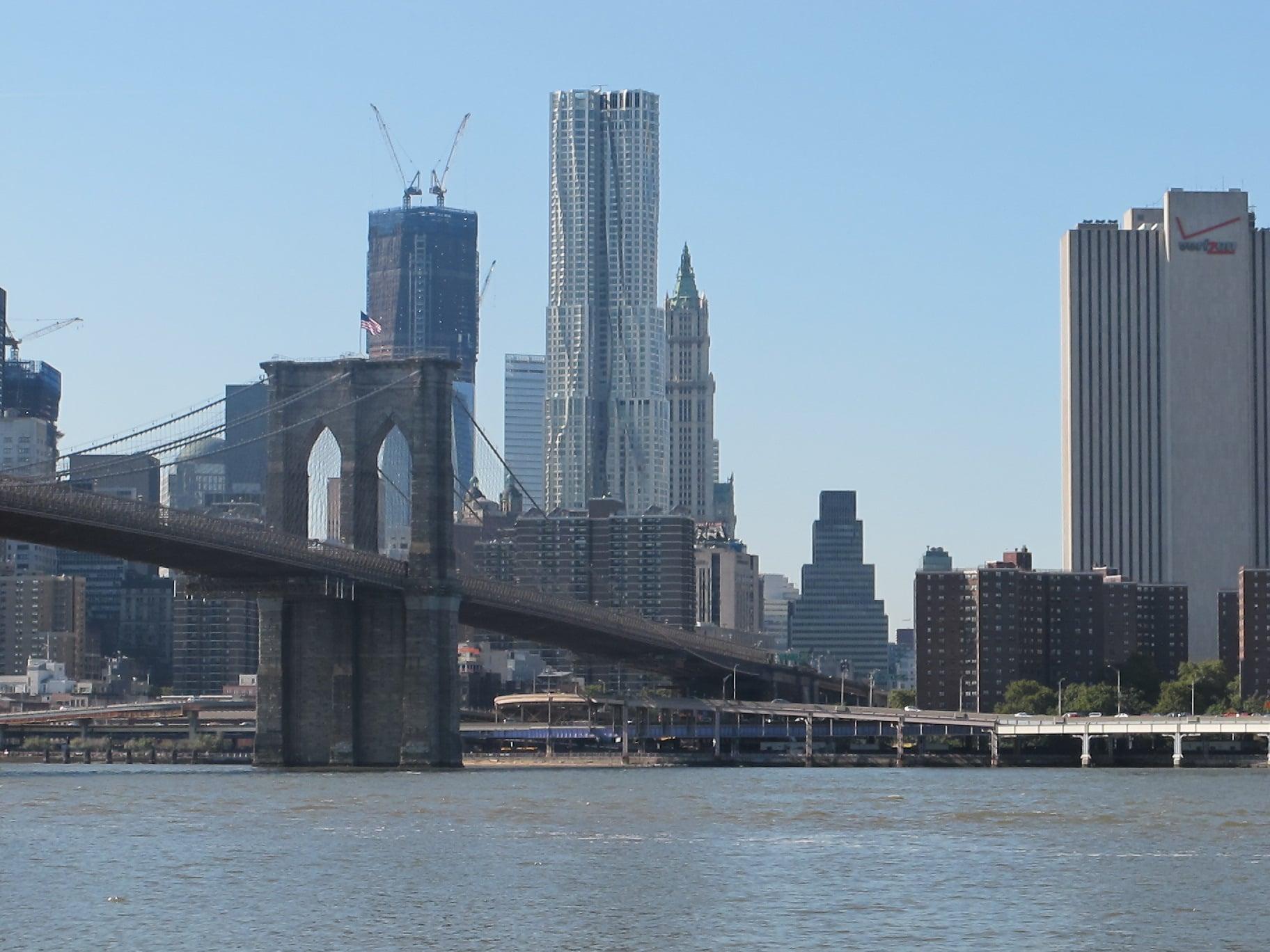 The Brooklyn Bridge operates since 1883. Photo: Bruny Nieves