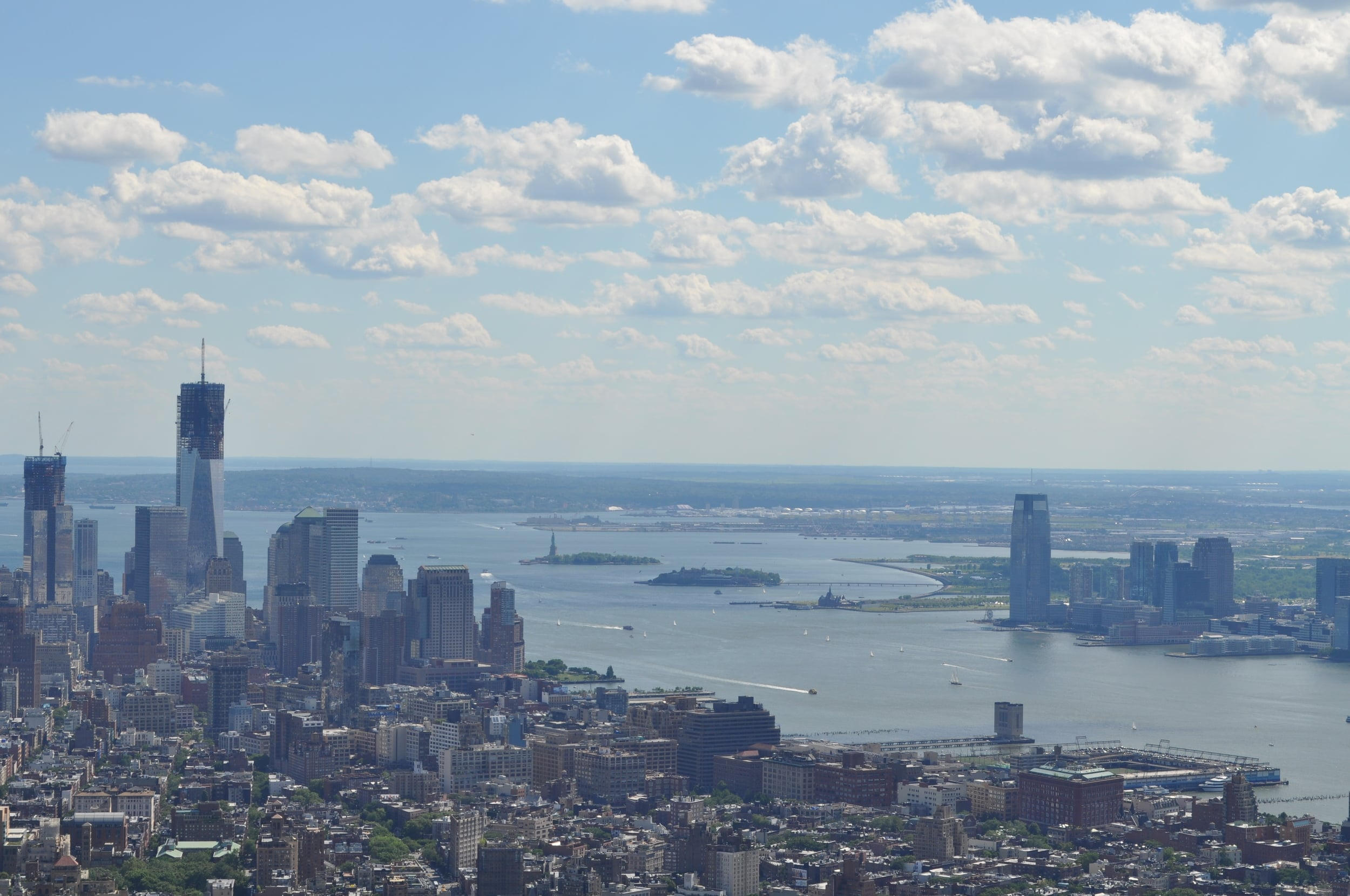View from the Empire State. Photo: Pamy Rojas