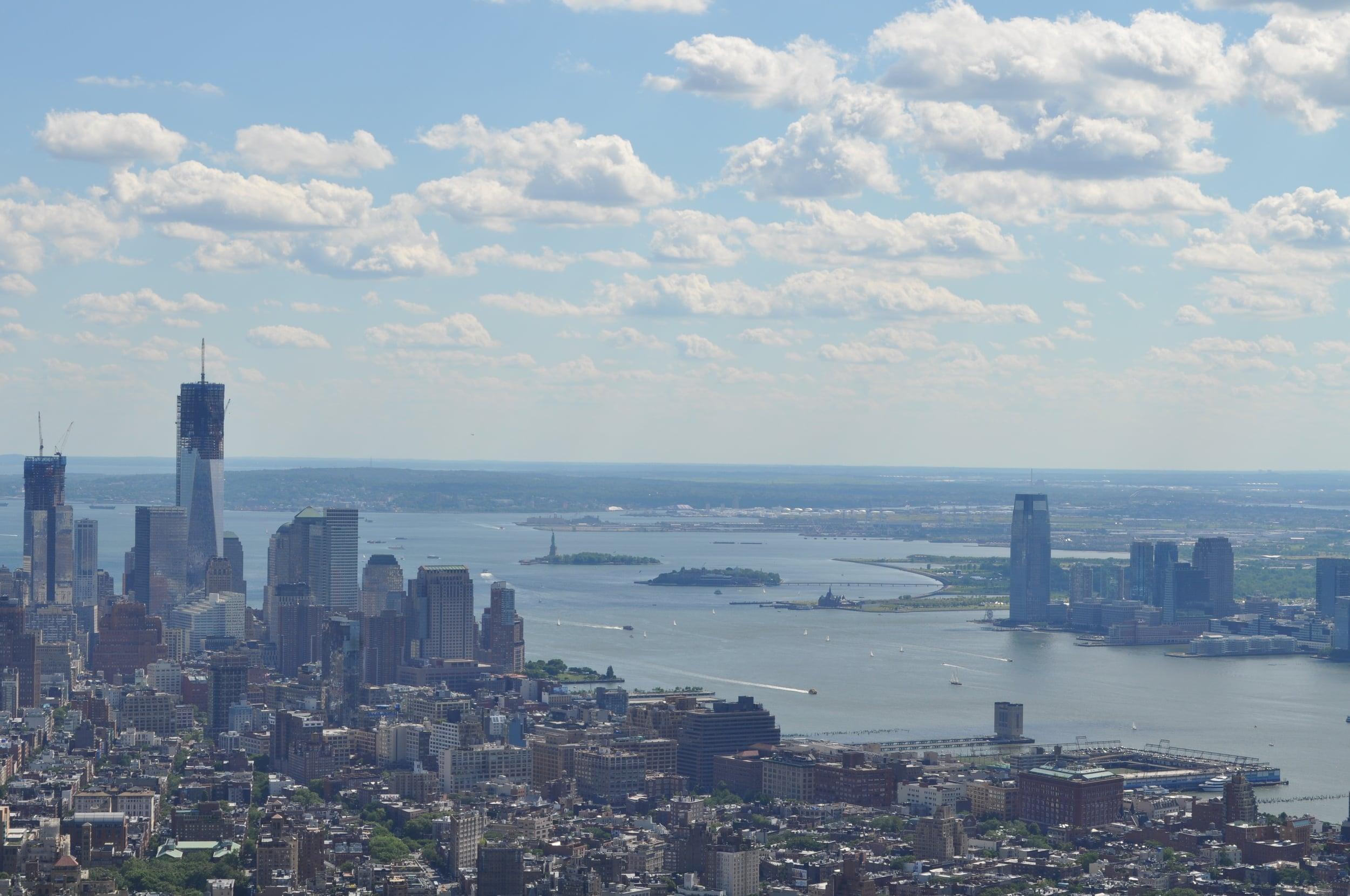 Vista desde el Empire State Building. Foto: Pamy Rojas