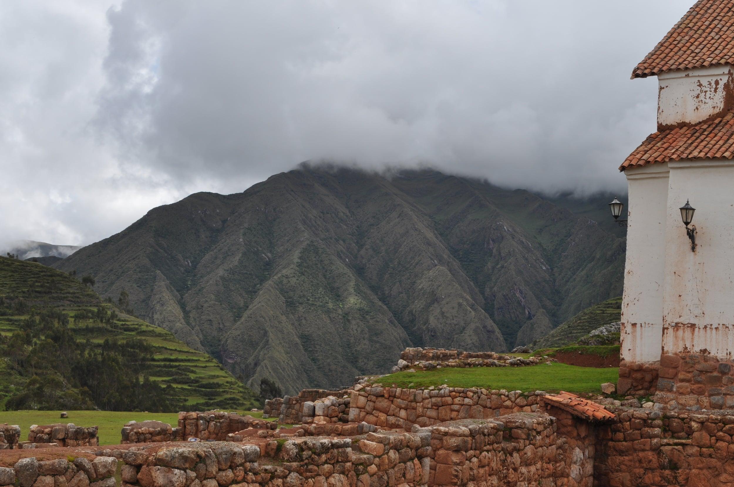 To the Incas, Chinchero was the birthplace of the rainbow. Photo: Pamy Rojas