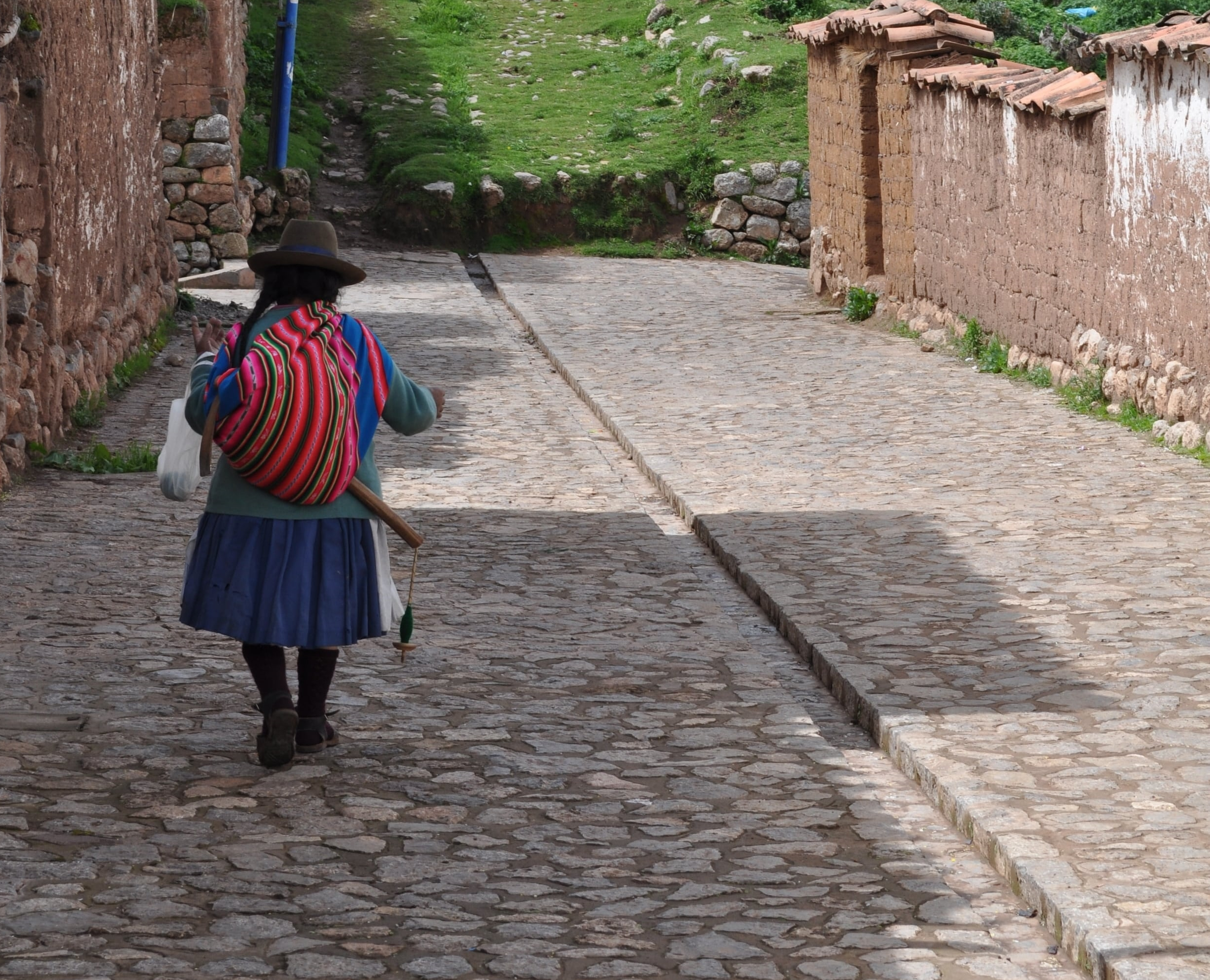 This place offers a marvelous example of the traditional Andean life. Photo: Pamy Rojas