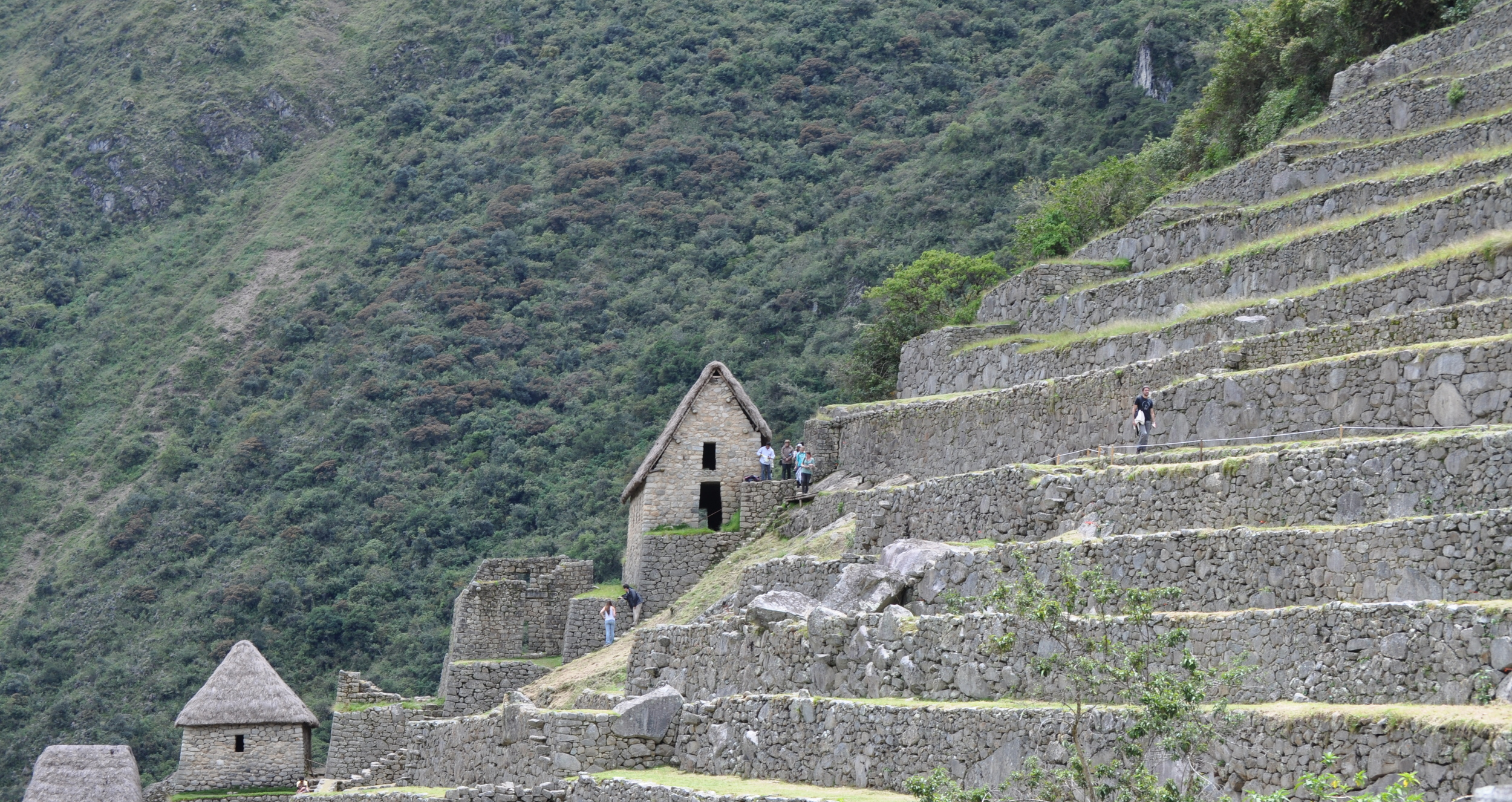 On July 7, 2007 Machu Picchu was declared as one of the Seven Wonders of the Modern World.  Photo: Pamy Rojas