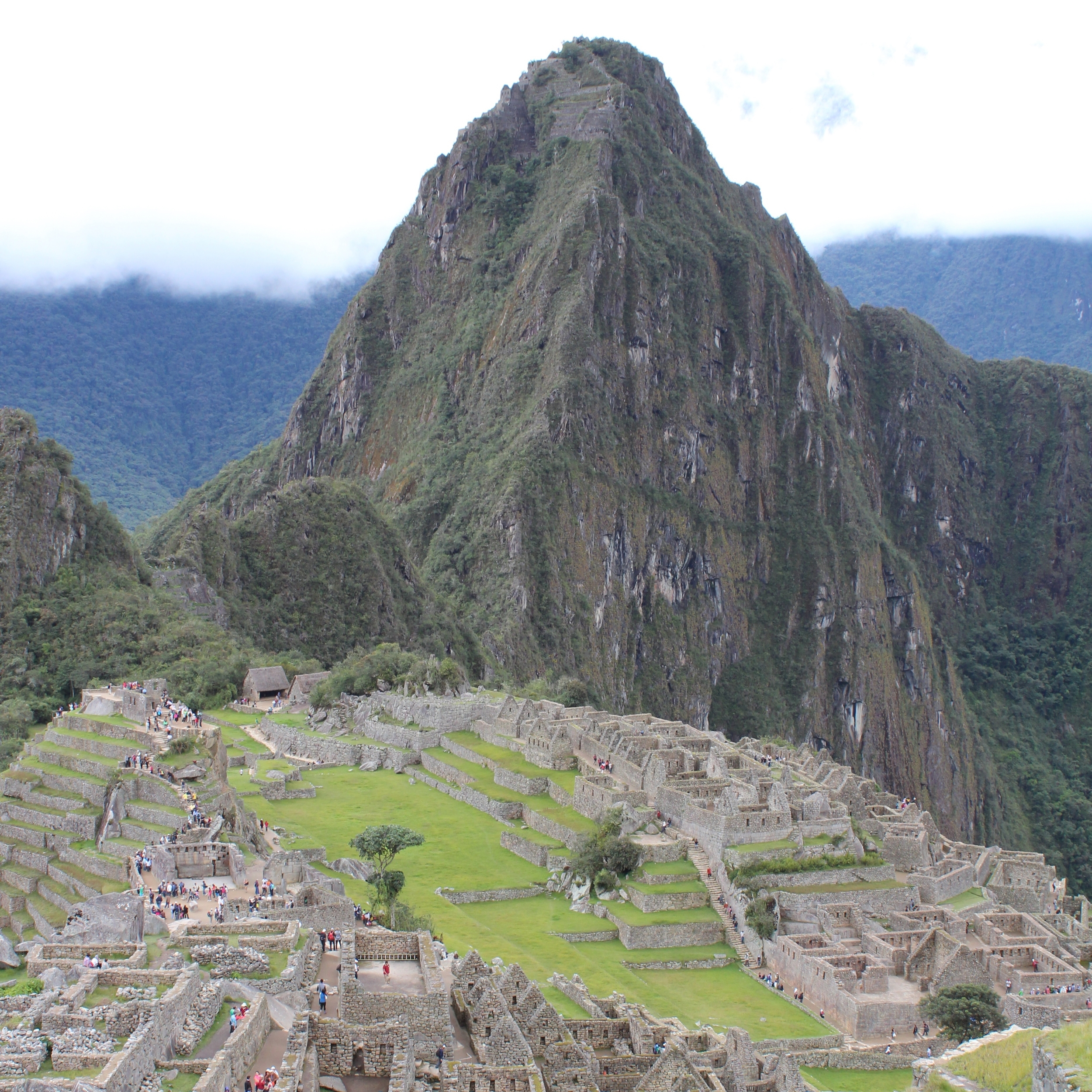 This cultural and ecologic ensemble is also known as the Historic Sanctuary of Machu Picchu. Photo: Javier Vélez Arocho