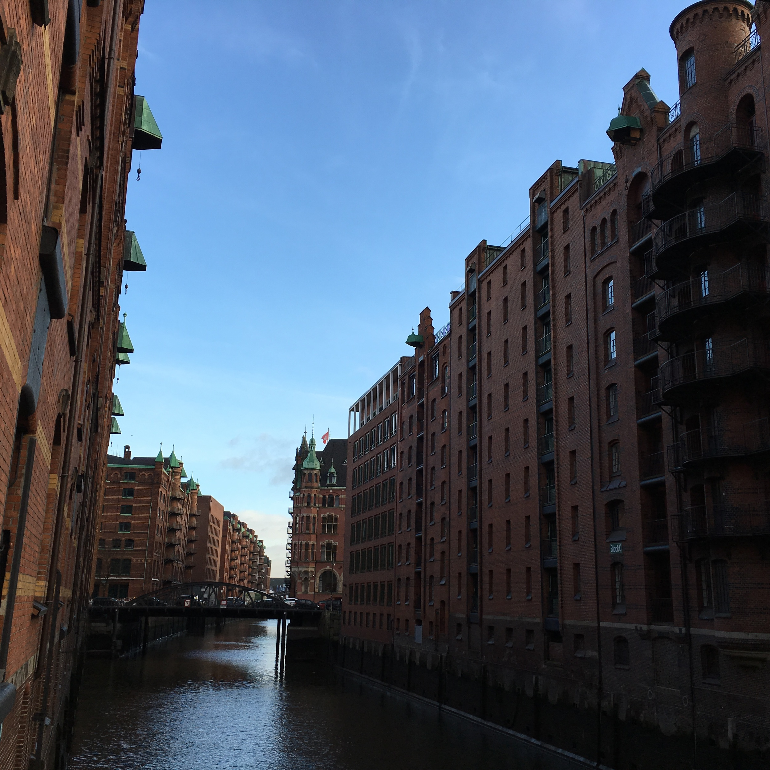 Spreicherstadt, the biggest warehouse district in the world. Photo: Bruny Nieves