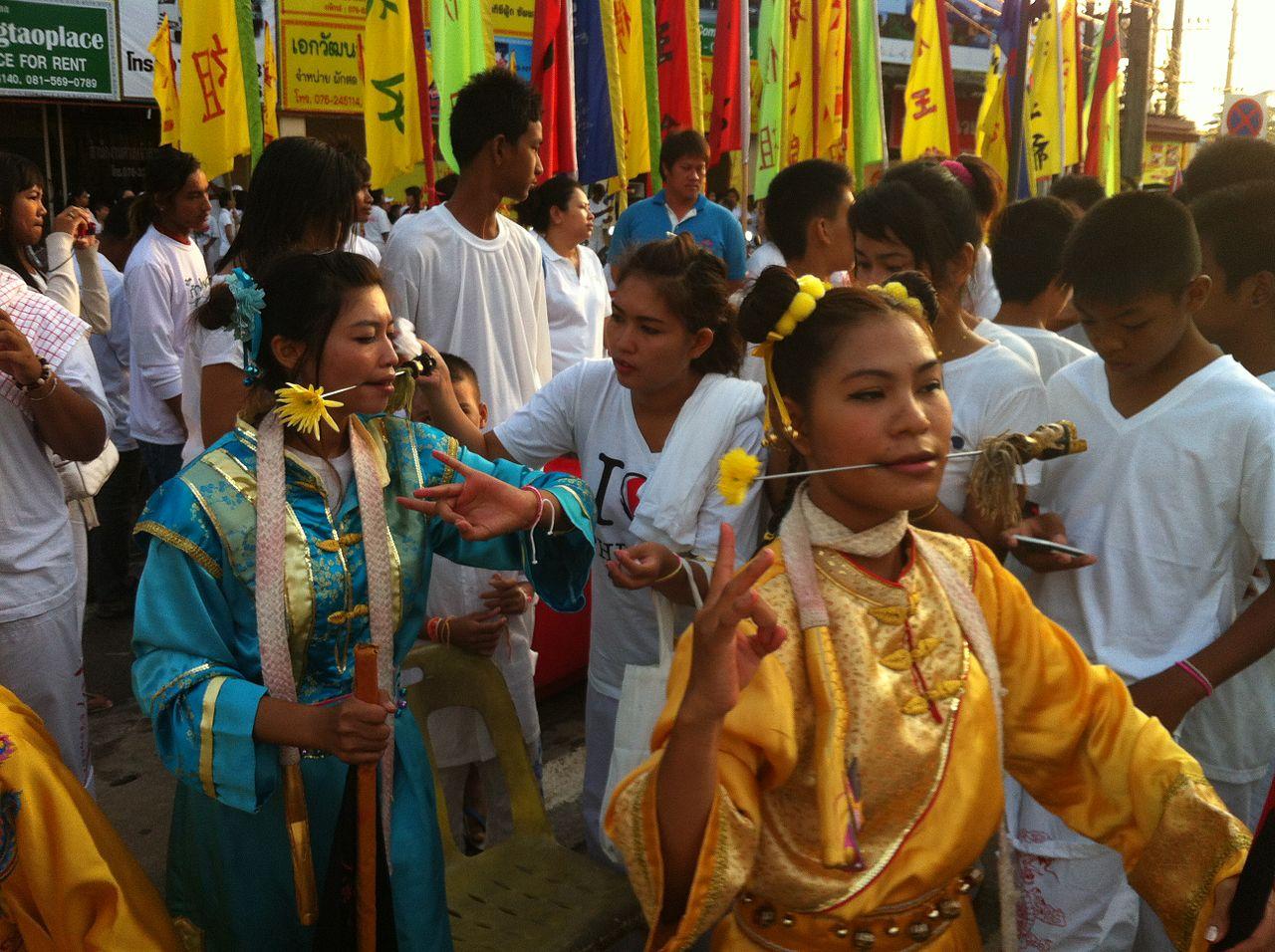 vegetarian festival phuket activity fan limited