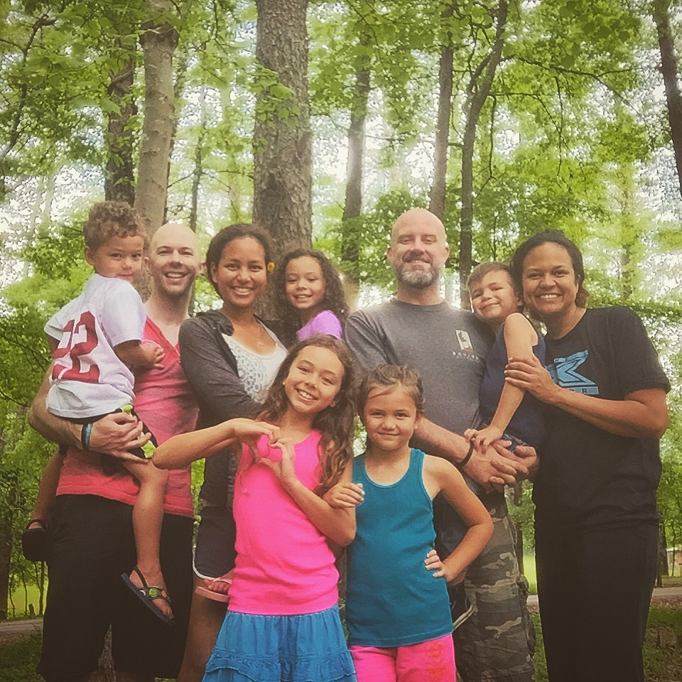 Fall Creek Falls, family camping