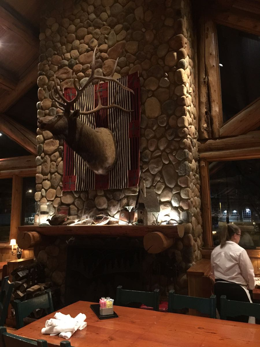 """There's a reindeer on the wall!"" was my kids' answer to why they loved this place."