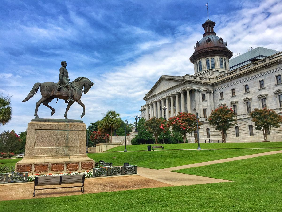 State House, Columbia, SC