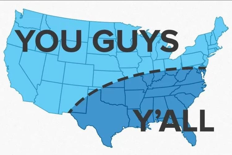 Are you moving to Nashville? Better get ready to add y'all to your vocabulary.